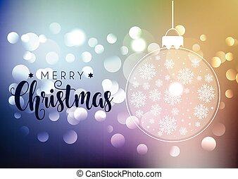 christmas background with bokeh lights 1108 - Christmas ...