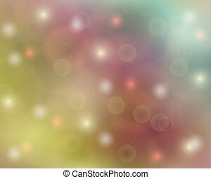 Christmas background with glitter
