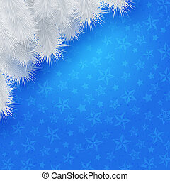 Christmas background with place for Your text.