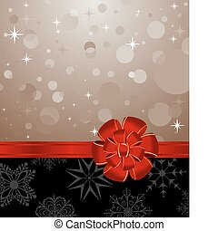 Christmas background with set balls for holiday design -...