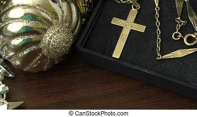 Christmas ball and decoration