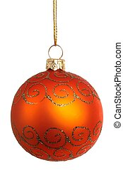 Christmas ball - Christmas tree decoration