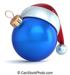 Christmas ball ornament New Year