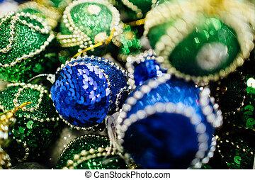 Brilliant Christmas ornament