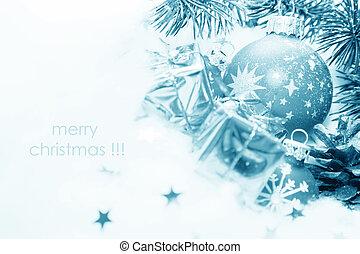 Christmas balls decoration - Christmas balls frozen in soft ...