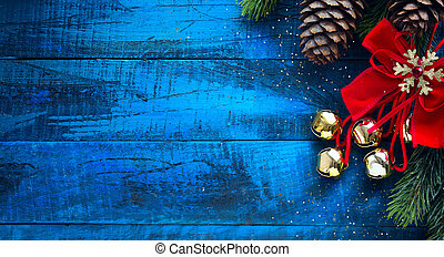 Christmas banner. Background Xmas design for Horizontal christmas poster, greeting cards, headers, website