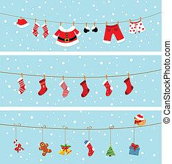 Christmas Banner - Collection of Christmas Banners
