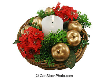 Christmas Basket 1