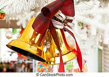 christmas bells  - christmas bells