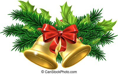 Christmas Bells Ornament