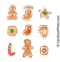 christmas biscuit cookies