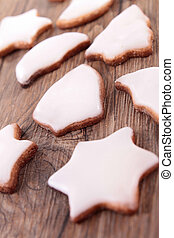 christmas biscuit