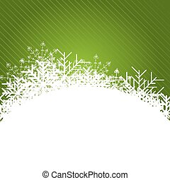 Christmas blue Background . Vector illustration