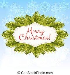Christmas blue shiny background