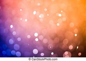 Christmas blur bokeh background texture abstract light glittering stars on bokeh. glitter vintage lights background