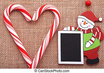 Christmas board desires