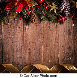 Christmas border design