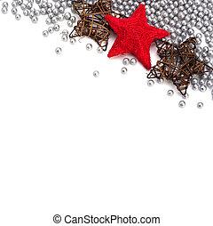 Christmas border.