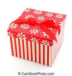 christmas box present