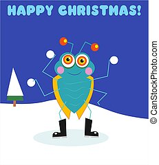Christmas Bug