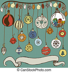 christmas bulb collection