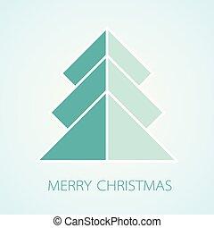 Christmas card concept.