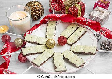 Christmas Chocolate Treats