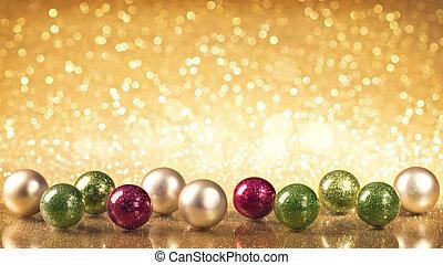 Christmas christmas balls