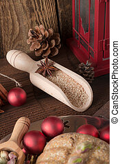 christmas cinnamon aniseed