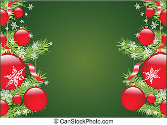 christmas closeup 2