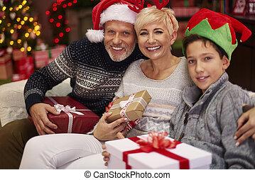 Christmas clothing during the Christmas time