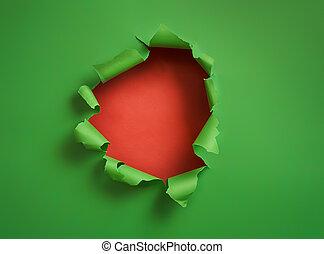 Christmas color concept