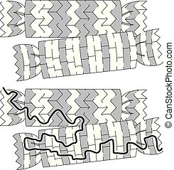 Christmas crakers maze