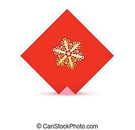 Christmas creative background