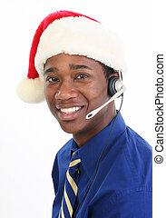 Christmas Customer Service