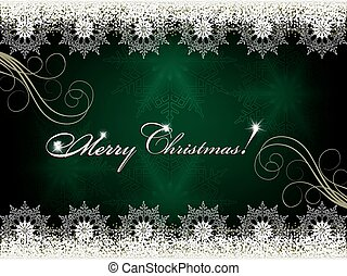 christmas dark background