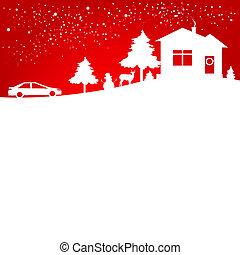 Christmas day, holiday