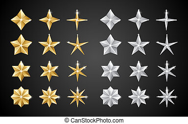 Christmas decoration 2019 Stars
