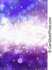 Christmas decoration - Abstract Christmas background of...
