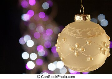 Christmas decoration - Christmas ornament and decoration