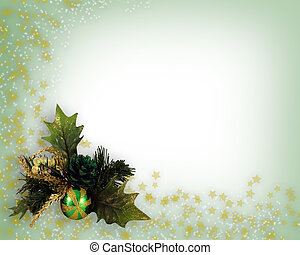 Christmas Decoration corner design