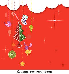 Christmas Decoration illustration