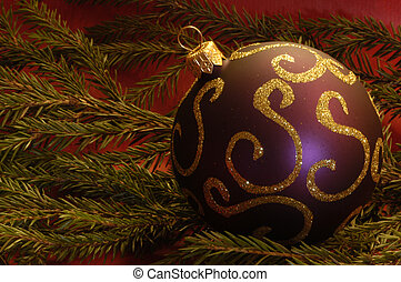 Christmas decoration - Picture of Christmas traditional...