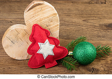 Christmas Decoration Rustic