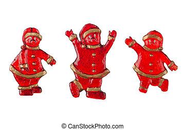 Christmas decoration Santa Claus