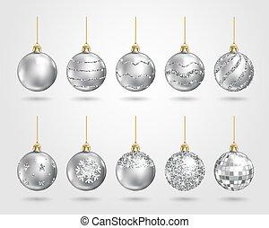 Christmas decoration set