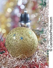 Christmas decoration (shallow DoF)