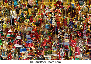 Christmas decoration shop in Graz, Austria - Christmas ...