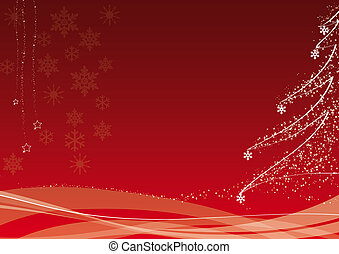 christmas decoration_red