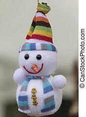 Christmas decorations snowmen